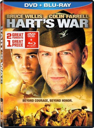 Hart's War (Two-Disc Blu-ray/DVD Combo)