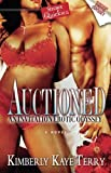 img - for Auctioned: An Invitation Erotic Odyssey (Strebor Quickiez) by Kimberly Kaye Terry (2009-03-03) book / textbook / text book