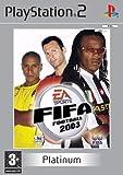echange, troc FIFA Football 2003 Platinum [ Playstation 2 ] [Import anglais]