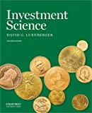 By David G. Luenberger - Investment Science (2nd second edition)