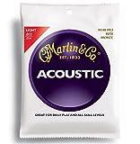 Martin M140PK3/3セットパック マーチン アコースティックギター弦