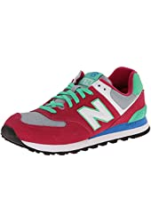 New Balance Women's WL574 Core Plus Collection Sneaker