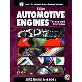 Automotive Engines: Theory and Servicing (5th Edition) (Halderman/Birch Automotive Series) ~ Herbert E. Ellinger
