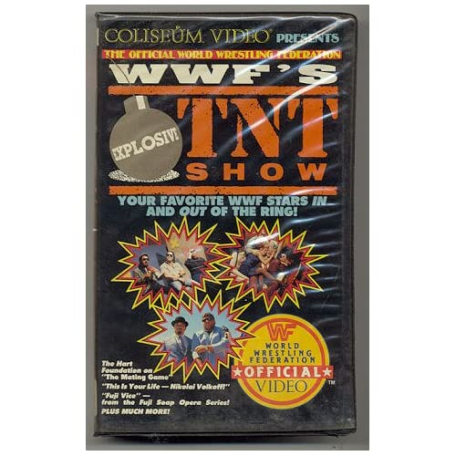 WF025   WWF Explosive TNT Show avi torrent [overtopropetorrents com] preview 0