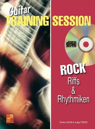 Méthodes et pédagogie CARISCH DAUB TORSEN, FREDD JUDGE – RIFFS & RHYTMIKEN ROCK + CD – GUITARE Guitare acoustique