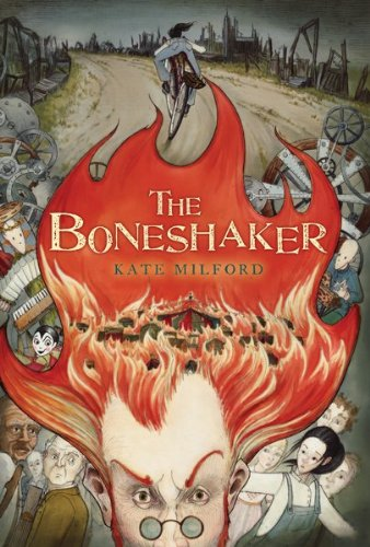 The Boneshaker, Kate Milford