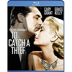 To Catch a Thief [Blu-ray]