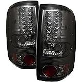 Spyder Auto ALT-YD-FF15004-LED-SM Smoke LED Tail Light