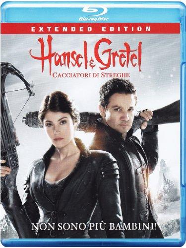 Hansel & Gretel - Cacciatori di streghe(extended edition) [Blu-ray] [IT Import]