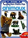 echange, troc Collectif - Petits pas: Les animaux, 3-5 ans