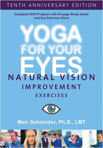 Yoga for Your Eyes 10th Anniversary Edition [DVD] [1998] [NTSC]