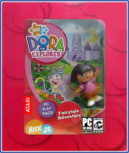 DORA FAIRYTALE PLAY PK