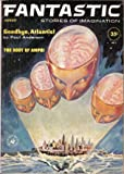 FANTASTIC Stories of Imagination, August 1961 (Volume 10, No. 8)