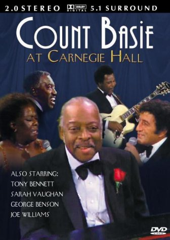 Count Basie: At Carnegie Hall [DVD]