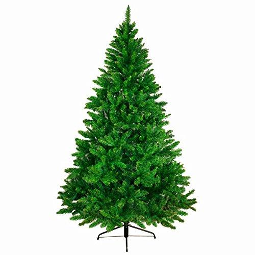 Albero di Natale artificiale WONDERLAND in 5 misure e 3 colori di BB Sport, Colore:verde chiaro; 180 cm (1.030 punte)