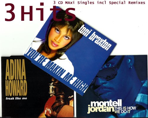 Toni Braxton - 1996 - Zortam Music