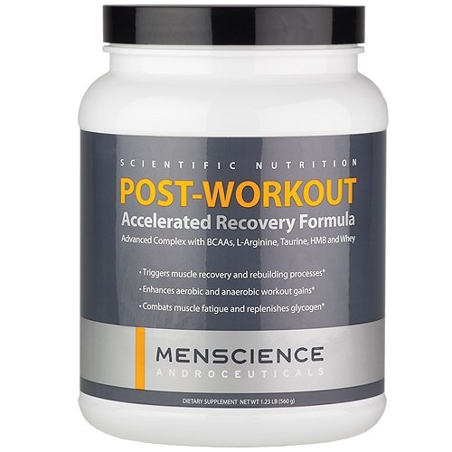 MenScience Post-Workout Accelerated Muscle Recovery Formula