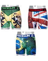 Freegun Lot 3 Boxers Homme