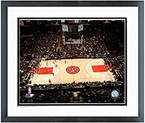 Toronto Raptors Air Canada Centre NBA Arena Photo (Size: 26.5 x 30.5) Framed by NBA