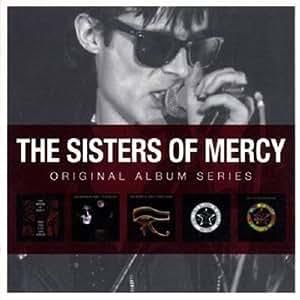 The sisters of mercy - Original Album Series