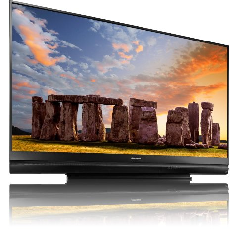 MITSUBISHI WD-73742 73-INCH 1080P DLP PROJECTION TV at Sears.com