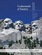 Fundamentals of Taxation  with Taxation Preparation Software by CruzAna
