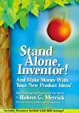 img - for Stand Alone, Inventor! book / textbook / text book