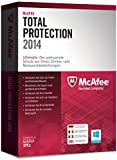 McAfee Total Protection 2014 - 3 PCs