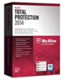 Software - McAfee Total Protection 2014 - 3 PCs