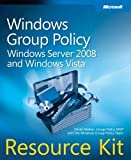 img - for Windows  Group Policy Resource Kit: Windows Server  2008 and Windows Vista  by Melber, Derek (2008) Paperback book / textbook / text book