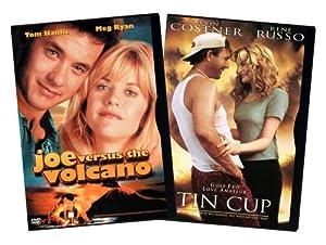 amazoncom joe versus the volcano amp tin cup kevin