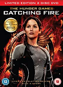 The Hunger Games: Catching Fire (2-disc Edition) [DVD]