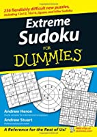 Extreme Sudoku For Dummies