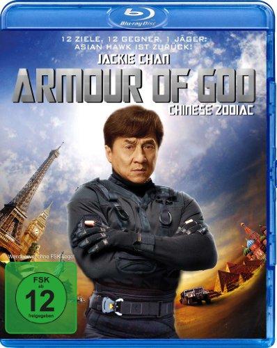Armour of God: Chinese Zodiac [Blu-ray]