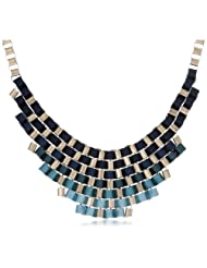 Bansri Multi-strands Necklace For Women (Blue) (N8133 BLU - J2)