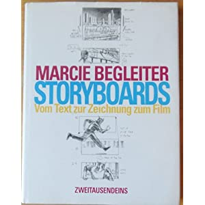 Storyboard: Vom Text zur Zeichnung zum Film