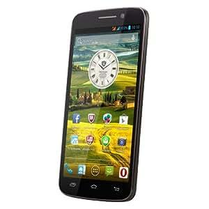 Prestigio MultiPhone 7600 Duo Sim Free Smartphone - Black