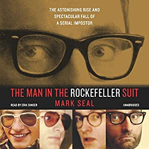 The Man in the Rockefeller Suit Audiobook