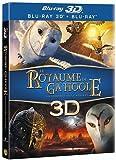 Le Royaume de Ga'Hoole - La légende des gardiens - Blu-ray 3D active [Blu-ray]