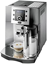 DeLonghi One Touch ESAM 5500 Kaffee-Vollautomat Pronto Cappuccion Funktion (1.7 l, 15 bar, Milchbehälter)