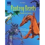 """Fantasy Beasts zeichnen und malen: Gefr��ige Trolle, unheimliche Meeresbewohner und blutr�nstige Drachen Mit zahlreichen Schritt-f�r-Schritt-Abbildungenvon """"Kevin Walker"""""""