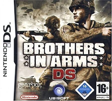 Brothers in Arms (Nintendo DS) by UBI Soft