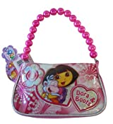 Nick Jr Dora The Explorer Hobo Bag - Dora Beaded Hand Bag