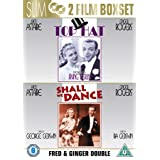 Top Hat/Shall We Dance [DVD]by Fred Astaire