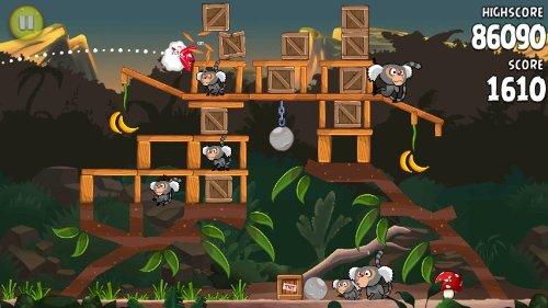 [JEU] ANGRY BIRDS RIO: Le nouvel opus du célèbre jeu de Rovio [Gratuit] 51HK-NBvOCL