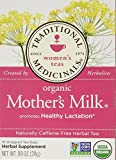Traditional Medicinals Organic Mother's Milk Herbal Tea 2-pack;32 Count.