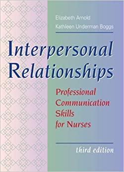 communication skills to develop a nurse client relationship