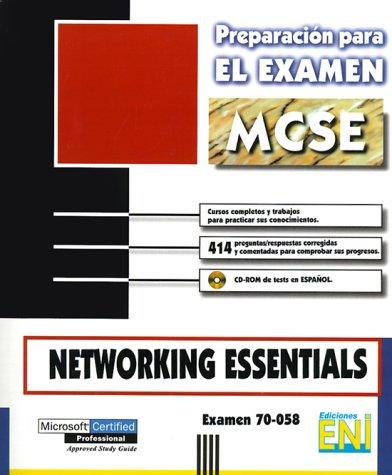 Networking essentials espagnol Pre.exa