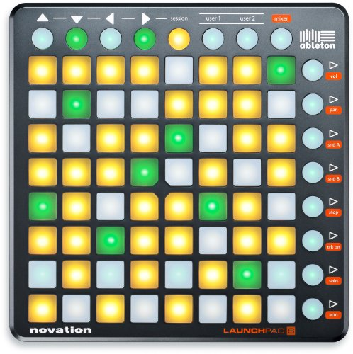 Novation Launchpad S Ableton Live Controlador