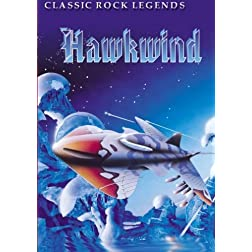 Hawkwind Classic Rock Legends